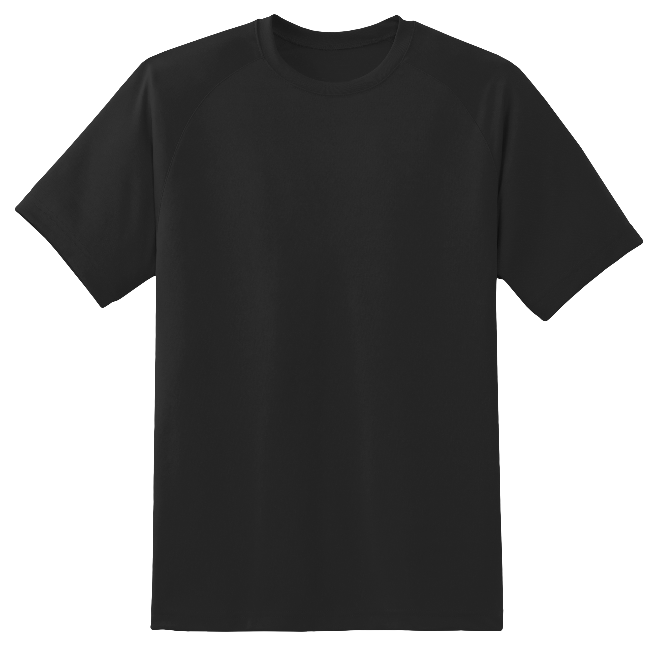 kaos polos, black shirt png image transparent #32575
