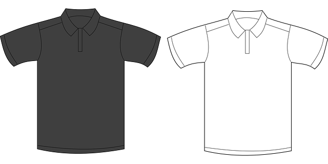 vector graphic shirt jersey polo shirt tee #32548