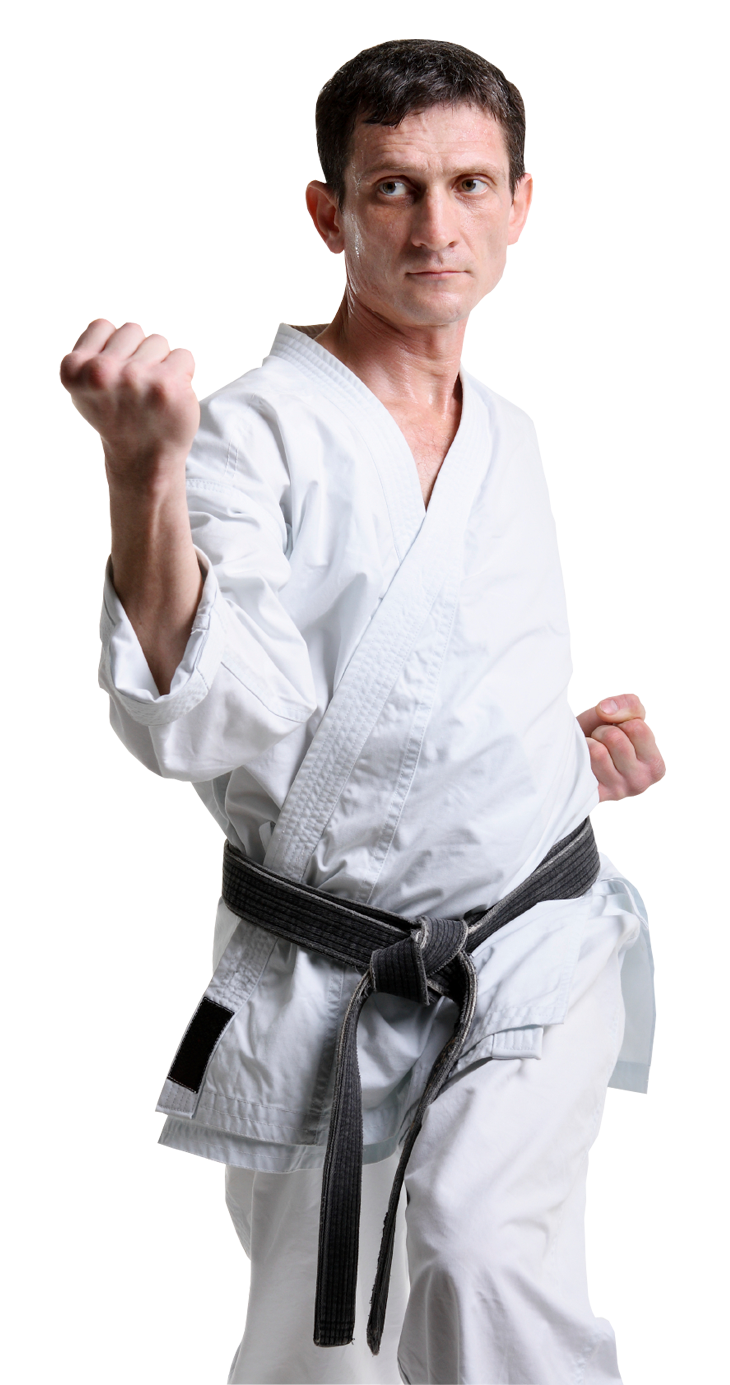 karate png image collection download #34612