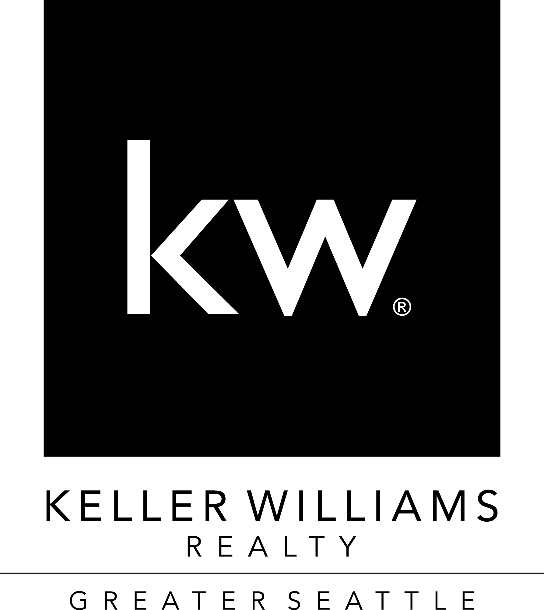 keller williams black emblem png logo #5149