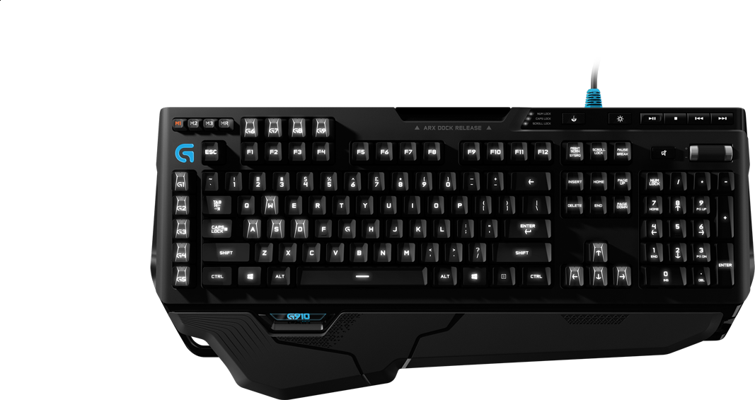 keyboard, logitech orion spark review #17158