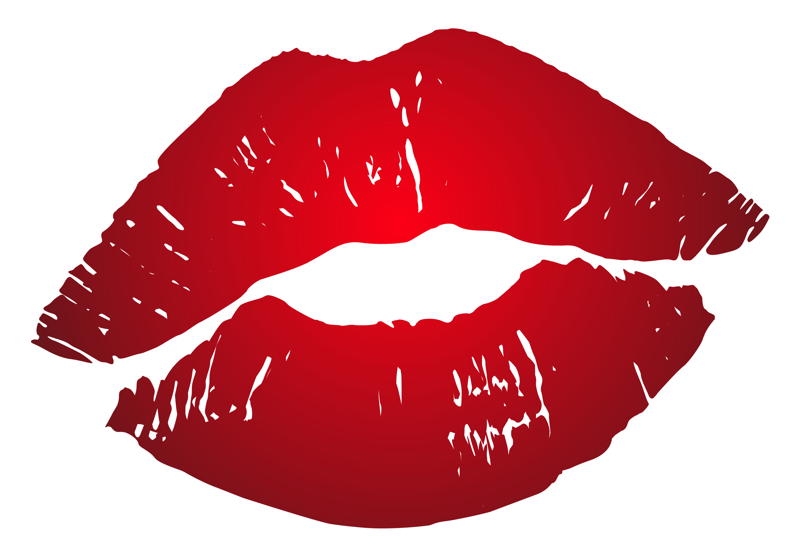 female kiss png transparent image #12066