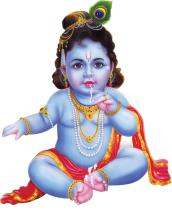 baby lord krishna png transparent images png only #33029