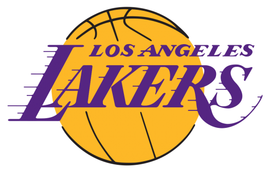 lakers basketball los angeles logo icon #40419