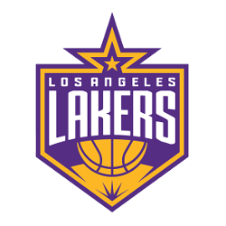 lakers concept sports logo #40428