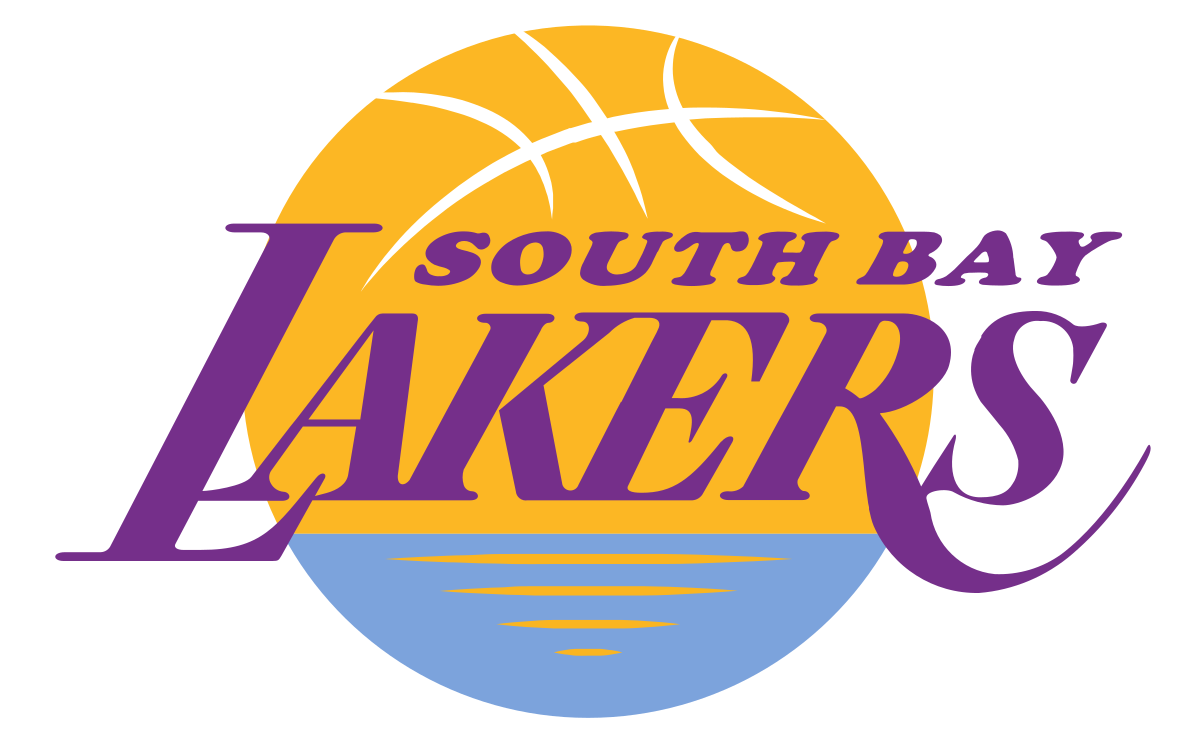 logo of south bay lakers png #40422