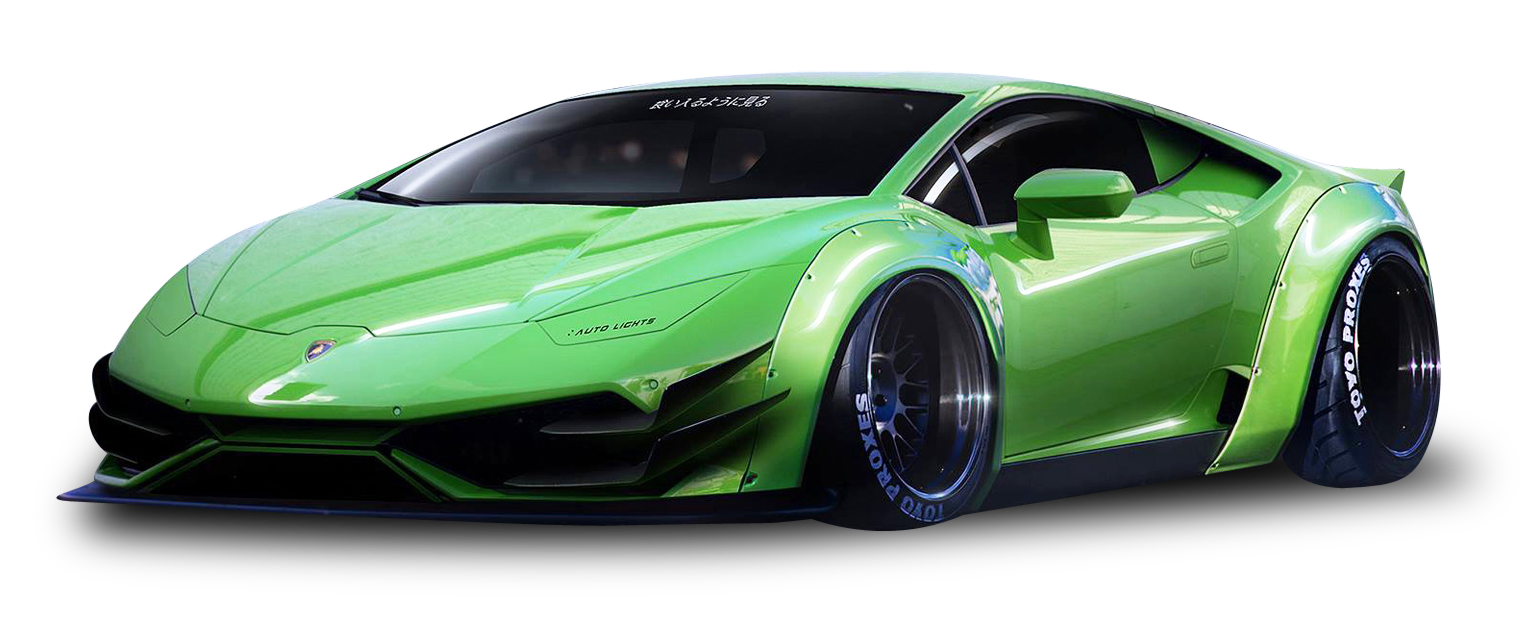 green lamborghini huracan superleggera car png #25650