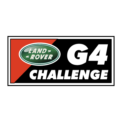 g4 challenge land rover png logo #6086