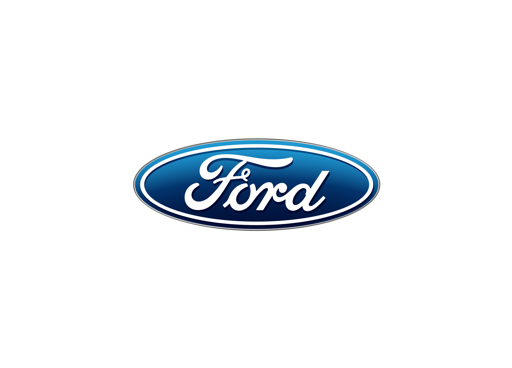 large ford logo #1770