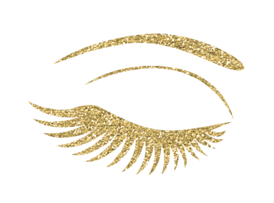 gold lashes clipart images gallery for download myreal #26379