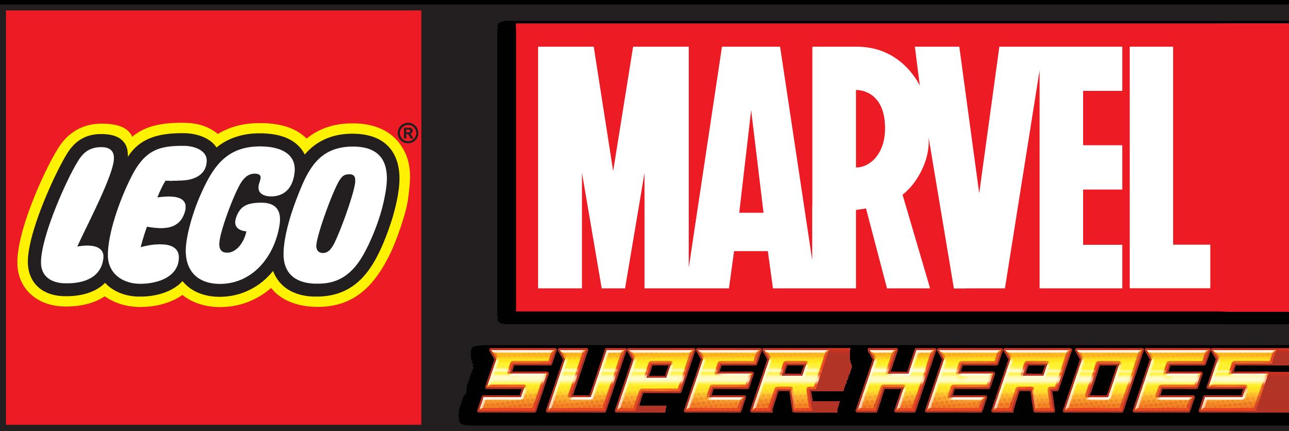 Lego marvel super heroes png logo #3382 - Free Transparent ...