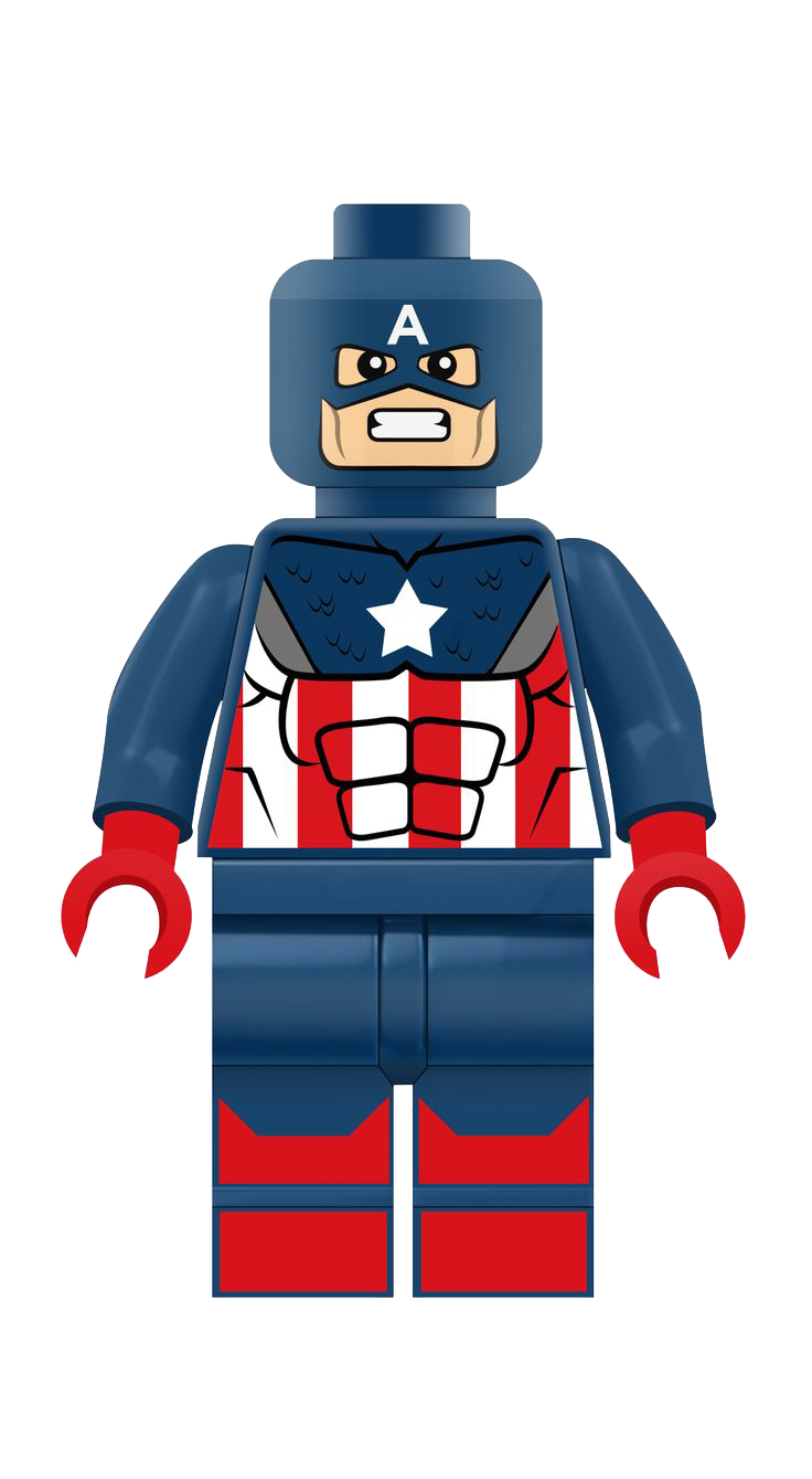 captain america lego clipart png #17696