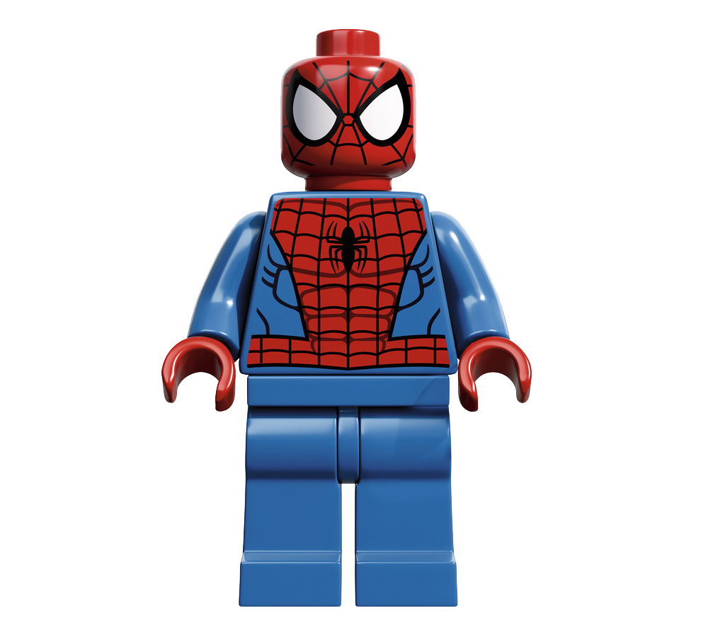 spiderman lego png clipart #17661