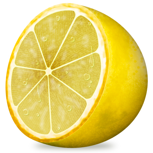 lemon icon #13390