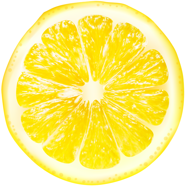 lemon slices transparent png clip art gallery #13391