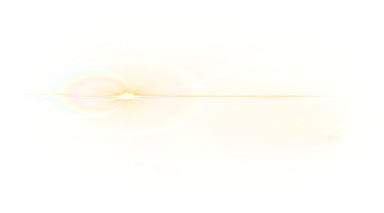 lens flare white png images #6925