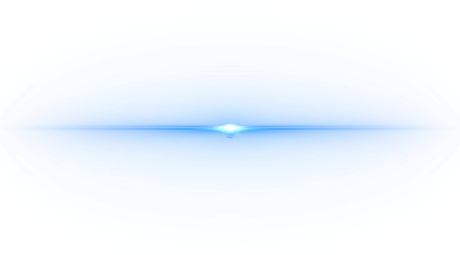 white blue lens flare png