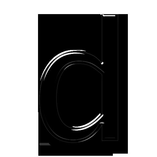 Letter D logo png #1379