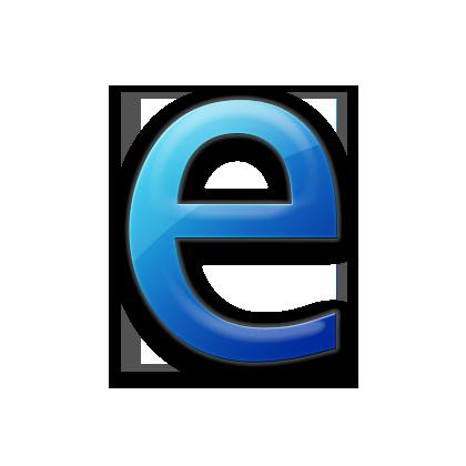 letter e logo blue #1413 - free transparent png logos