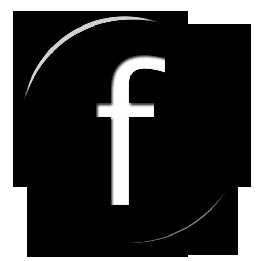 Letter F single circle logo #1562