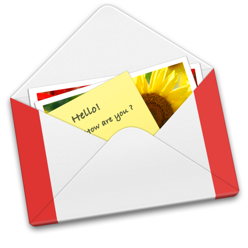 letter gmail icon letter iconset mcdo design #26211