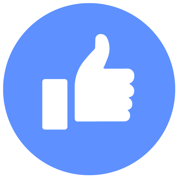 facebook like simple png logo #5784