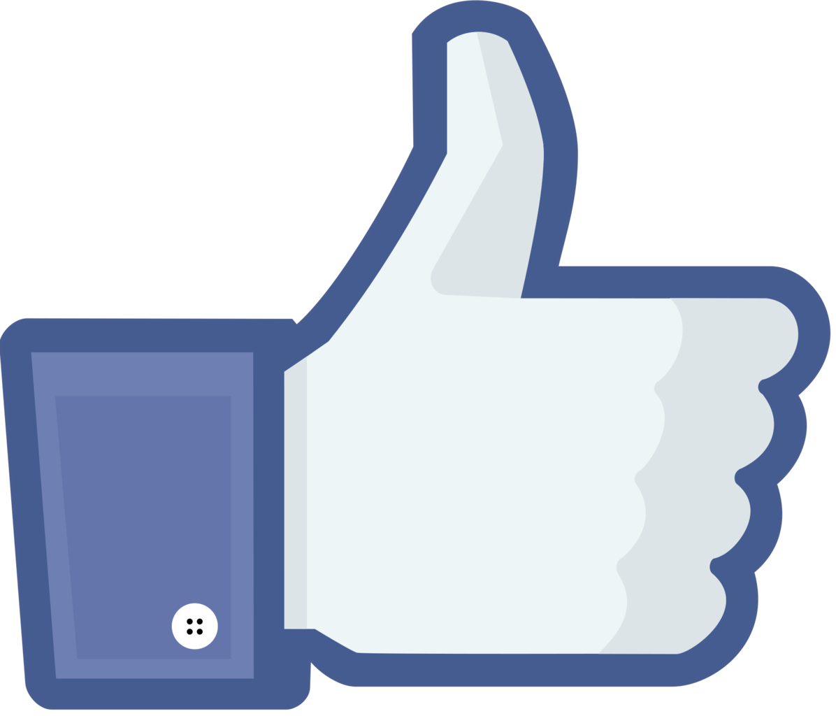 facebook like thumb png logo #5774