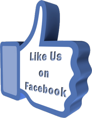 like us on facebook emblem png logo #5773