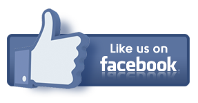like us on facebook png logo #5772