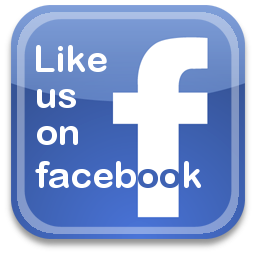 like us on facebook transparent png logo #5783