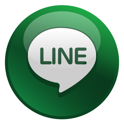 line logo messenger glossy png #2111