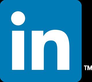 linkedin logo design