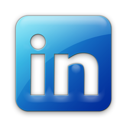 linkedin logo png transparent background  #1850