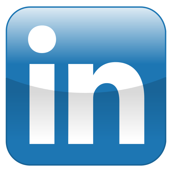 linkedin shiny icon logo #1829