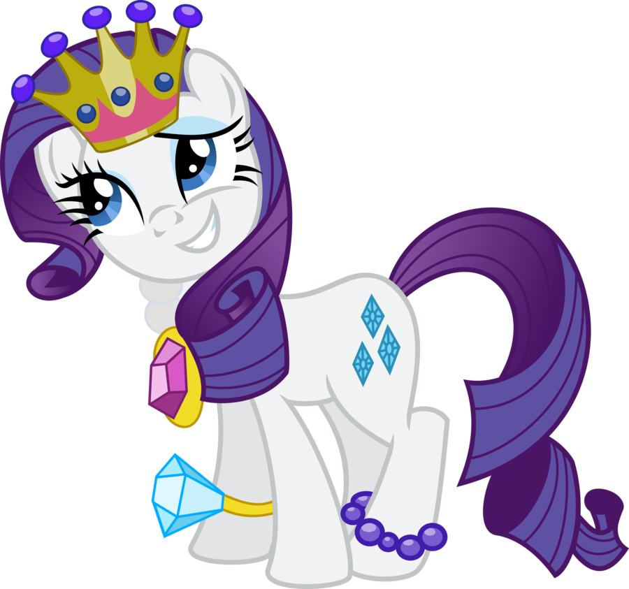 download little pony rarity image png image pngimg #28040