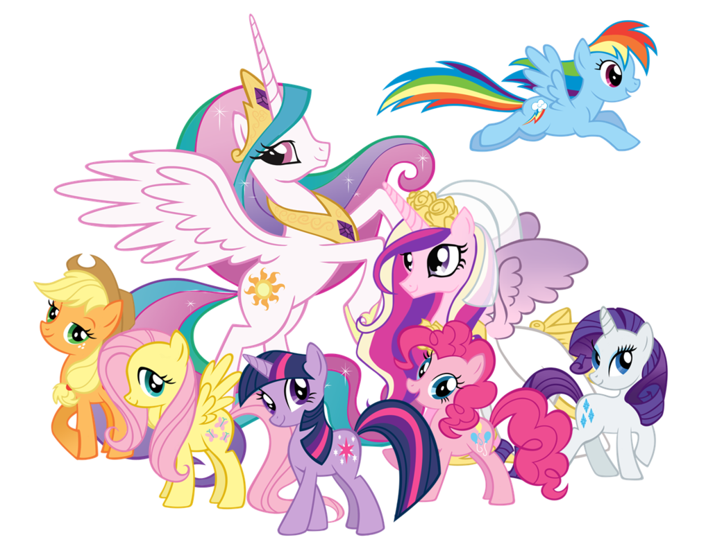 little pony png transparent images download #28037