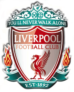 Liverpool Fc Badge Png
