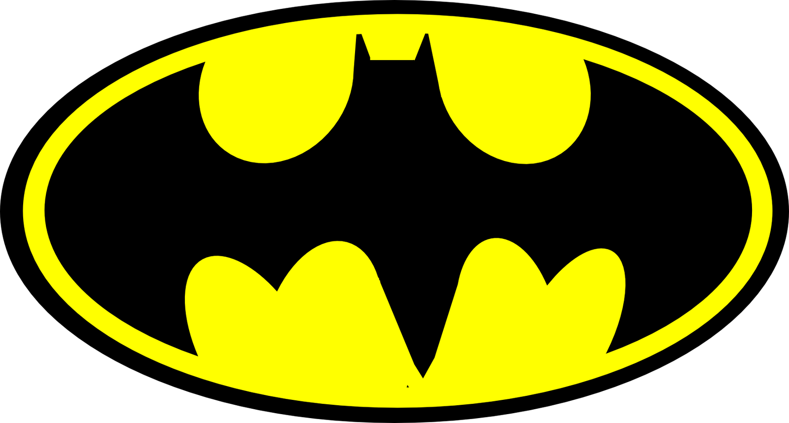 logo batman vector 2050