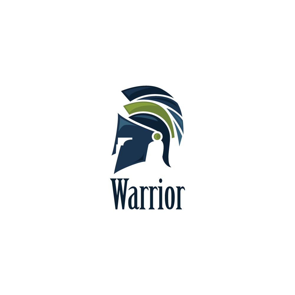 logo for sale warrior logo design logo cowboy #32152
