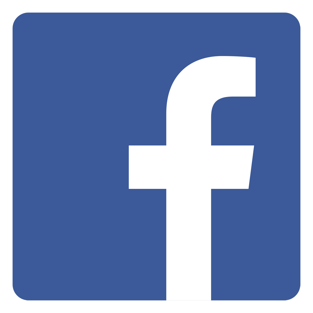 Old Facebook Logo PNG Design #32243