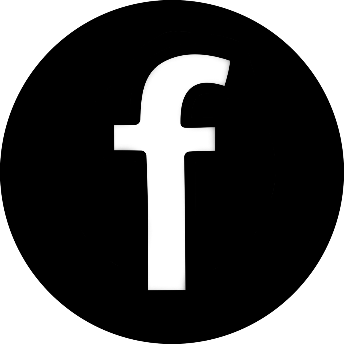 Black F Logo, Square, Symbol, Icon PNG Facebook #32258