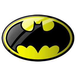 cartoon batman finder png logo 5593