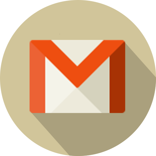 logo gmail png circle email gmail logo mail material icon #9986