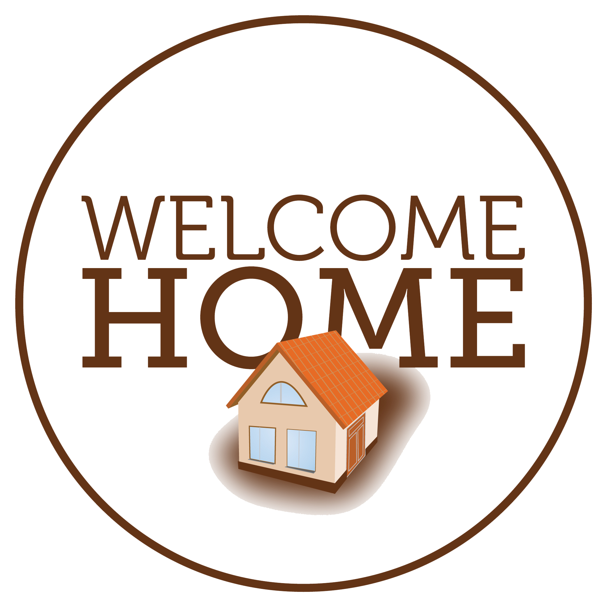 welcome home logo 7441