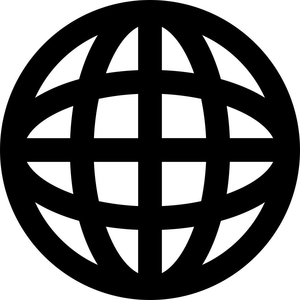 logo internet, internet world grid symbol svg png icon download #26091