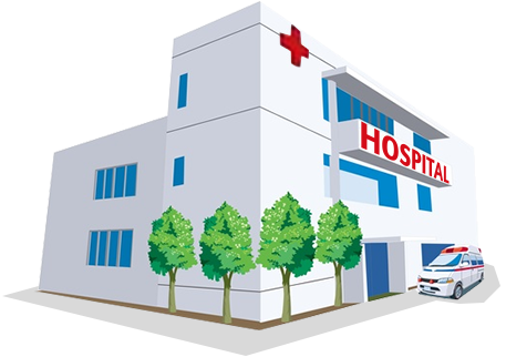 hospital clipart png #33004