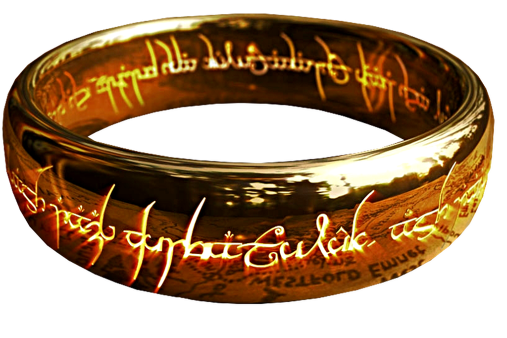 lord of the rings icon png logo #6395