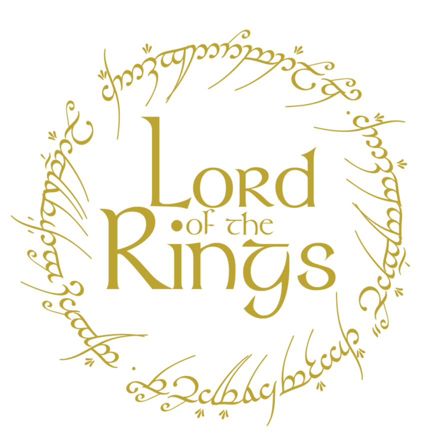 lord rings png logo #6403