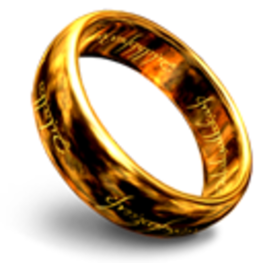 news lord of the rings png logo #6409