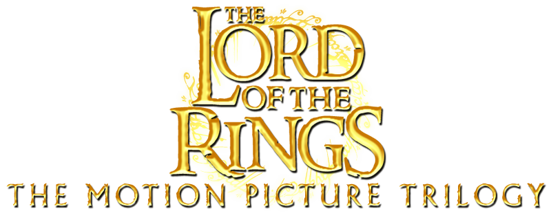 the lord of the rings collection png logo #6397